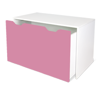 flatpax kids furniture - pink kids desk