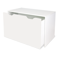 flatpax kids furniture - white kids desk